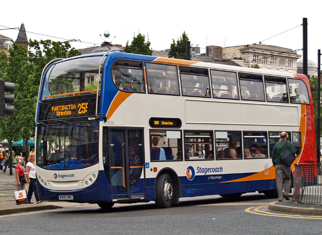 255 bus service changes and other changes come into force next month