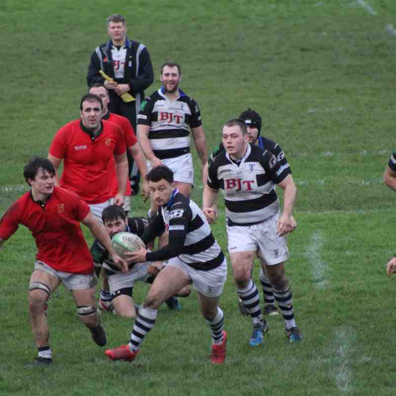 MV's winning habit continues as they march further up the table