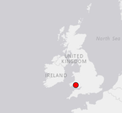 Earthquake magnitude 4.2 strikes South Wales