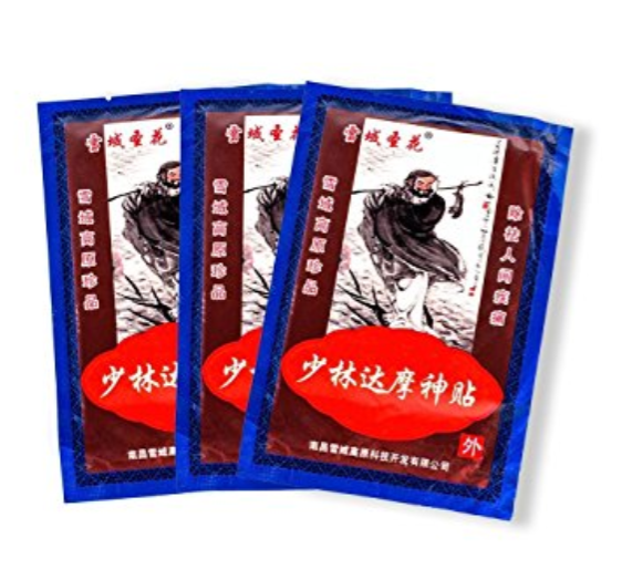 Amazon selling Chinese herbal patches that contain bone oil from an endangered animal