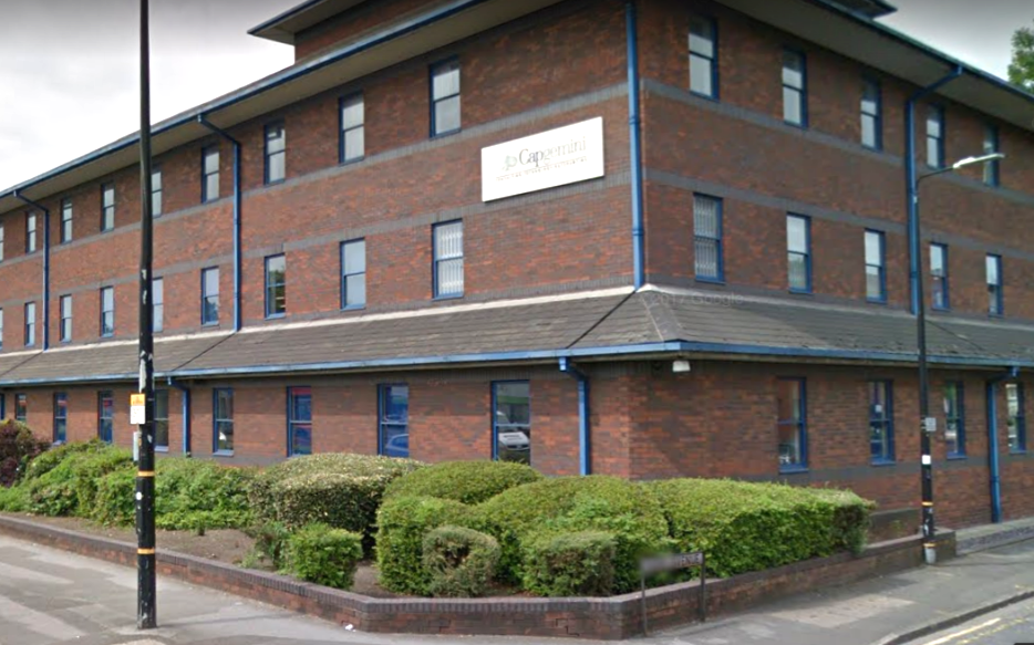 Office block could be turned into 59 new apartments in Sale soon