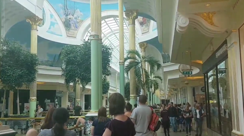 Huge queues at the Build-A-Bear Pay your age day event at the Trafford Centre is cancelled due to safety fears