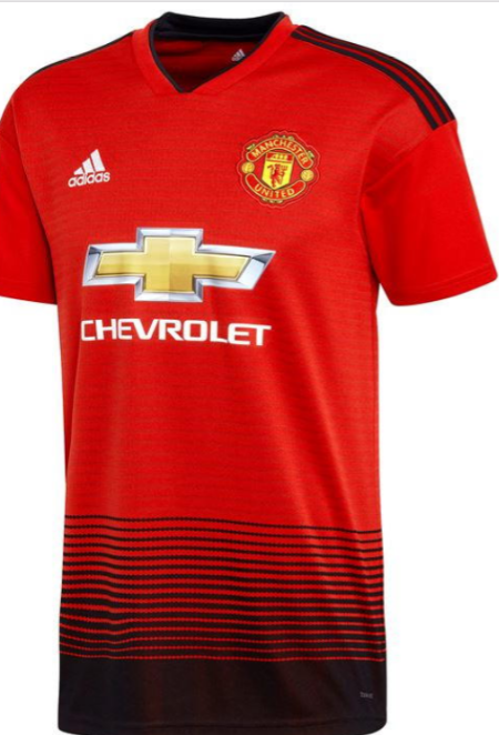 New Manchester United kit is released for the new season and has been widely slated