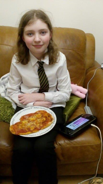 0592.18 Missing Ellie Palmer-Welsh Aged 13 uniform
