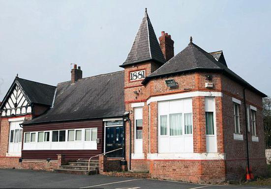 Urmston-Masonic-Hall