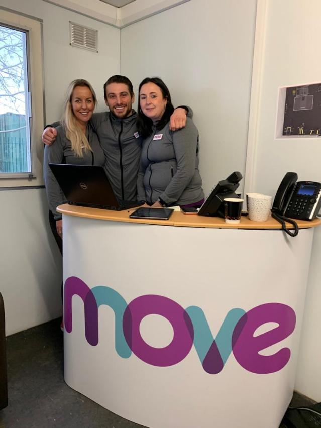 move team pop up