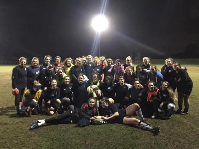 Trafford MV Womens Rugby 090220