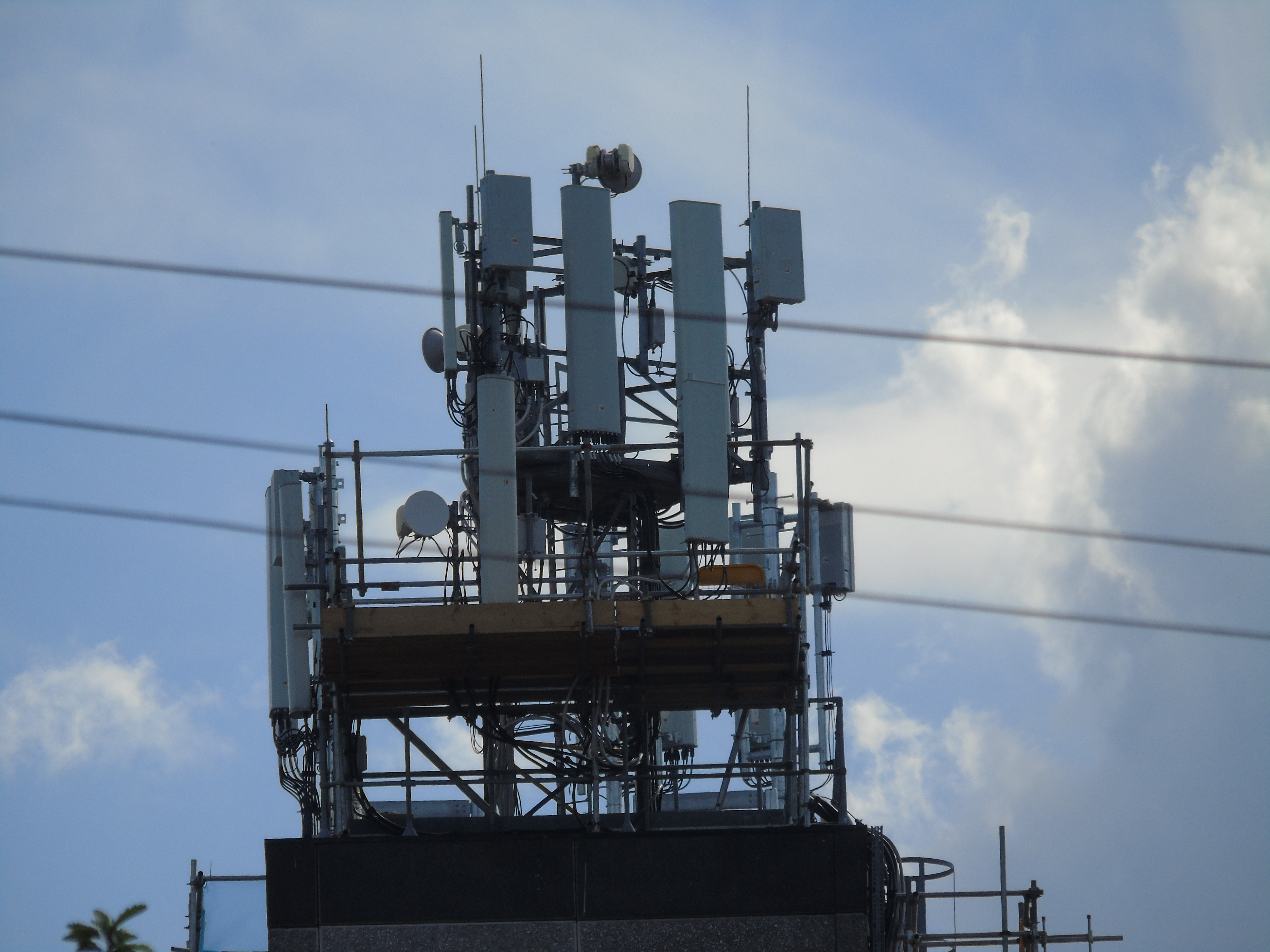 Two more 5G masts to go up in Trafford